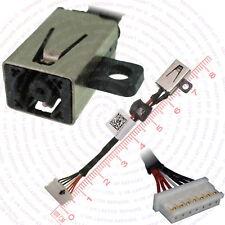 DELL XPS 15 9530 DC IN Cavo Di Alimentazione Presa Jack Con Cavo Connettore Cablaggio Filo