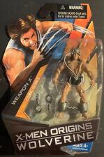 2009 Hasbro Marvel XMen Origins Weapon X Comic Series Figure Logan Wolverine