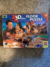 Lego 3D Plus Wild West Floor Puzzle
