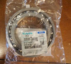 Kubota Bearing Ball (radial) 35533-43290 Made in Japan