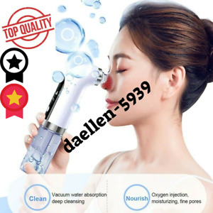 Household Small Bubble Skin Cleansing Hydro Dermabrasion Facial Machine HOT!!!