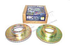 Land Rover Defender & Discovery 1 EBC Vented Front Brake Discs DA4151