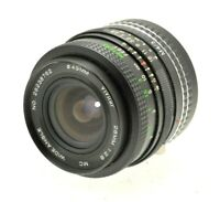 M43 MICRO 4/3 fit 28mm WIDE PORTRAIT LENS PANASONIC LUMIX & OLYMPUS PEN