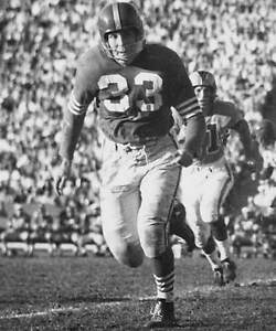 HARDY BROWN 8X10 PHOTO SAN FRANCISCO FORTY NINERS 49ers PICTURE GAME ACTION