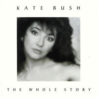 KATE BUSH The Whole Story (1986) reissue 12-track CD NEW/SEALED