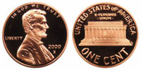 2000-S  Proof Lincoln Cent Nice Coins Priced Right Shipped FREE