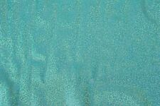 """4 Way Stretch 60"""" Wide Sea Green Holographic Lycra Fabric Sold By the Yard"""