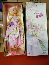 New in box special edition Mattel Avon Barbie Spring Petals 2nd in series 1996