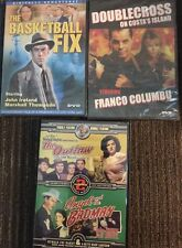 Vntg Movies Classics on DVD Digitally Remastered Lot of 4- 2 new 1 Used Double