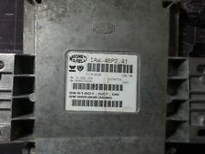 シ Motorsteuergerät Peugeot 206 GT-2.0- 99 KW- IAW 48P2.41 -9645278280-9659053580