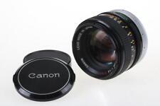 CANON FD 50mm f/1,4 S.S.C. - SNr: 1008037
