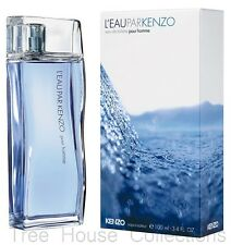 Treehousecollections: Kenzo L'eau Par Pour Homme EDT Perfume Spray For Men 100ml