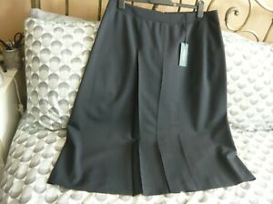 BNWT Mulberry Navy Skirt Size 18