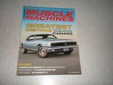 Hemmings Muscle Machines 9/15 Boss 429,SS/RS 396,Studebaker R2,64 Olds Jetstar i