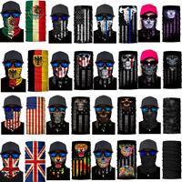 2019 Face Shield Sun Mask Balaclava Bandanas Outdoor Biker Sporting Headwear UV