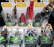"Star Wars 3.75"" Solo Wave 4 Set HAN TOBIAS VAL RIO L3-37 QUAY TOLSITE IN STOCK"