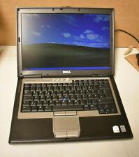 Dell Latitude D620 2x2,00Ghz 3Gb Ram Seriell Port RS232 Laptop Windows XP Prof