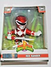Jada Metalfigs Heavy Die Cast Sammelfigur/Power Rangers Red Ranger M334 ca.10 cm