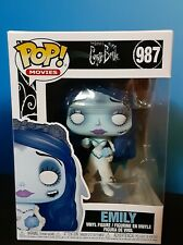 Funko Pop! Movies Corpse Bride Emily! Vhtf! New In Hand! #987