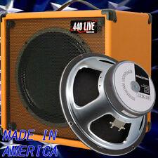 1x12 Guitar Speaker Extension Cab W/ 16 Ohm CELESTION G12K100 Orange Tolex