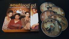 Soul Food: The Complete First Season (DVD, 2003) 1 tv show series Boris Kodjoe