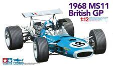 TAMIYA 12005/EBBRO 13001 - 1/12 MATRA ms11 - 1968 British GP-NEUF