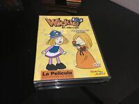Wickie Il Vichingo DVD La Film 1975 Sigillata Nuovo