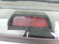 CENTRE BRAKE LIGHT SUITS TOYOTA CAMRY 1987-1992 WHITE SEDAN AUTO 2.2L KMJ