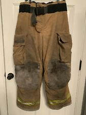 Mens Firefighter Turnout Bunker Pants Globe 36 X 30 Gxtreme 2008 Trouser