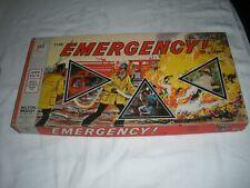 Vintage 1973 Milton Bradley The EMERGENCY TV Show Board Game - Complete