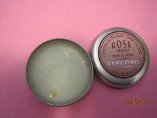 L OCCITANE VINTAGE NEROLI ROSE SOLID PERFUME CONCRETE PARFUM in TIN CASE~seePHOT