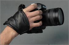 Camera Padded Hand Grip Strap for Nikon D3100 D3200 D5100 D5200 D7000 D800 D90