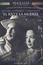 SEALED - El Rio Y La Muerte DVD NEW Silvia Derbez Joaquin Cordero SHIPS NOW