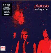 PLEASE - SEEING STARS - (Brand New Still Sealed 180 Gram Vinyl LP) - ADLP1028