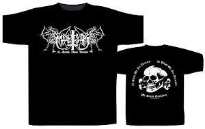 Marduk - La Grande Danse Macabre T-Shirt,Watain, Funeral Mist