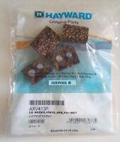HAYWARD Aquanaut, Poolvac Ultra, ETC  4 LARGE CORK SHOES AXV413P, Vinyl, Tile