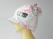 New  i360 Sound Music Audio Pink Winter Beanie Hat Helmet Headphones Mp3
