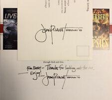 SIGNED by JOHN PICACIO - SF & HORROR & FANTASY ILLUSTRATOR - 1st ed (2006) in DJ