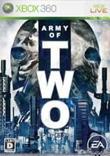 UsedGame Xbox360 Army of Two [Japan Import] FreeShipping