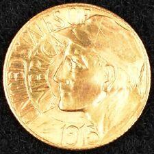 1915-S Panama Pacific Commemorative Gold Dollar - BU - UNC Details