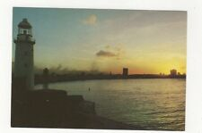 Vista de la Ciudad desde El Morro Habana Cuba Postcard 409a ^