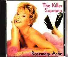 Rosemary Ashe - The Killer Soprano CD (English Stage Singer)