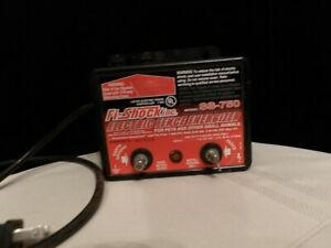 Fi-Shock Electric Fence Energizer SS-750 For Pets & Small Animals