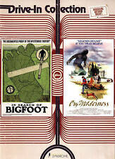 Drive-In Collection: In Search of Bigfoot/Cry Wilderness (DVD, 2014)