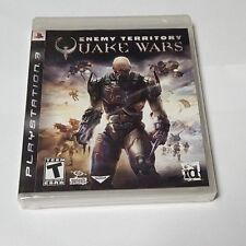 Enemy Territory: Quake Wars (Sony PlayStation 3, 2008)