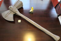 Full Scale Thor's Stormbreaker Axe / Hammer Prop Kit or Cosplay or Collection