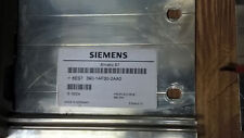PLC SIEMENS 6ES7 390-1AF30-0AA0 removed from macchinery running