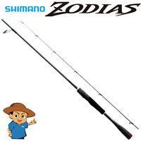 Shimano ZODIAS 264UL-2 Ultra Light bass fishing spinning rod 2020 model