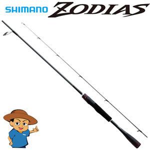 Shimano ZODIAS 270M-2 Medium bass fishing spinning rod 2020 model