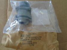 1 Ea Nos Bendix 2 Pin Electrical Connector Plug P/N: Ms3100R20-23S